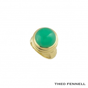 Theo Fennell Whisper Quartz Ring